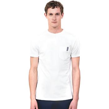 vaatteet Miehet Lyhythihainen t-paita Antony Morato MMKS01490 FA100084 Valkoinen