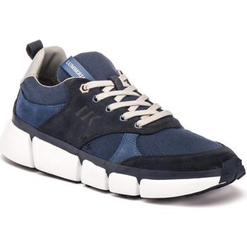 kengät Miehet Matalavartiset tennarit Lumberjack SM58705 002 R66 Sininen