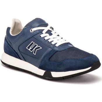 kengät Miehet Matalavartiset tennarit Lumberjack SM40805 003 M47 Sininen