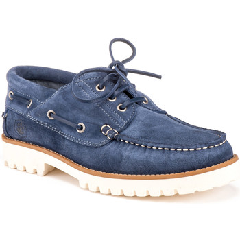 kengät Miehet Purjehduskengät Lumberjack SM59304 001 A04 Sininen