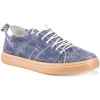 kengät Miehet Matalavartiset tennarit Lumberjack SM60205 001 A01 Sininen