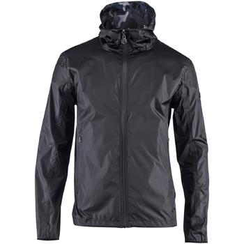 vaatteet Miehet Tuulitakit Lumberjack CM45823 002 412 Musta