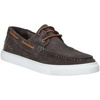 kengät Miehet Mokkasiinit Lumberjack SM62604 001 A01 Harmaa
