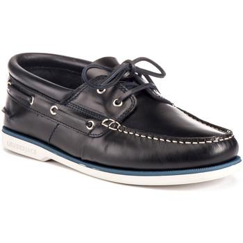 kengät Miehet Purjehduskengät Lumberjack SM39104 002 B03 Musta