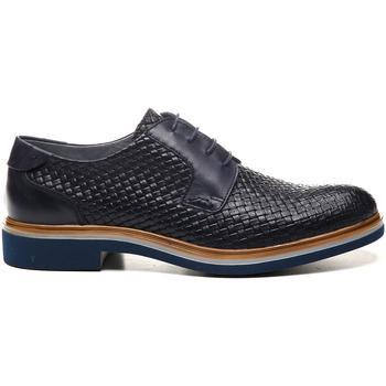 kengät Miehet Derby-kengät Stonefly 211270 Musta