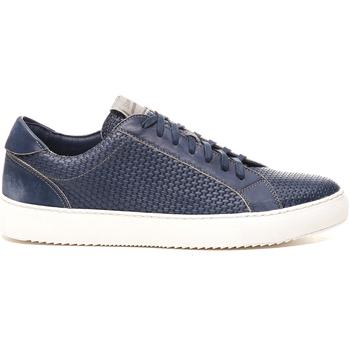 kengät Miehet Matalavartiset tennarit Stonefly 211289 Sininen