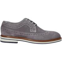 kengät Miehet Derby-kengät Rogers OT 602 Harmaa