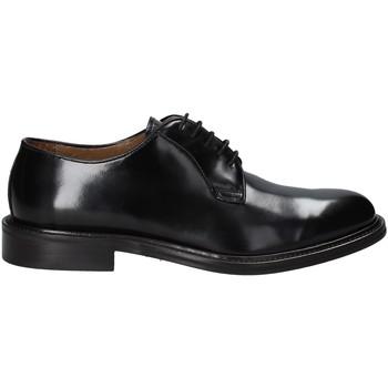 kengät Miehet Derby-kengät Rogers 1019_3 Musta