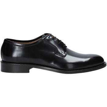 kengät Miehet Derby-kengät Rogers 1031_3 Musta