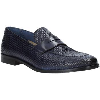 kengät Miehet Mokkasiinit Rogers 1012_3 Sininen