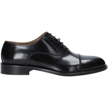 kengät Miehet Derby-kengät Rogers 1002_3 Musta