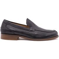 kengät Miehet Mokkasiinit Soldini 20777-O-V80 Musta