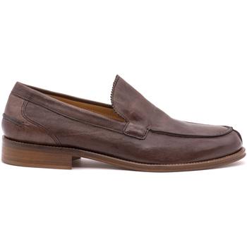 kengät Miehet Mokkasiinit Soldini 20777-O-V80 Ruskea