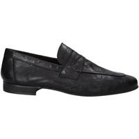 kengät Miehet Mokkasiinit Soldini 20115-A-V07 Musta