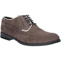 kengät Miehet Derby-kengät Rogers CP 07 Ruskea