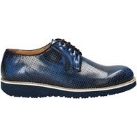 kengät Miehet Derby-kengät Exton 5103 Sininen