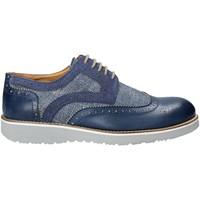 kengät Miehet Derby-kengät Exton 5105 Sininen