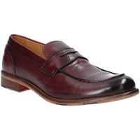 kengät Miehet Mokkasiinit Exton 3106 Punainen