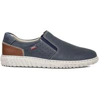 kengät Miehet Tennarit CallagHan 18503 Sininen