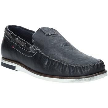 kengät Miehet Mokkasiinit Wrangler WM91081A Sininen