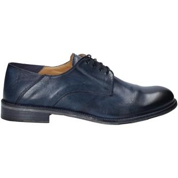 kengät Miehet Derby-kengät Exton 3101 Sininen