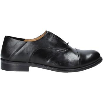 kengät Miehet Derby-kengät Exton 3103 Musta