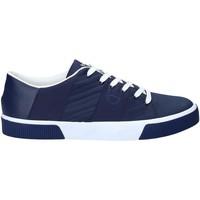 kengät Miehet Matalavartiset tennarit Byblos Blu 2MA0003 LE9999 Sininen