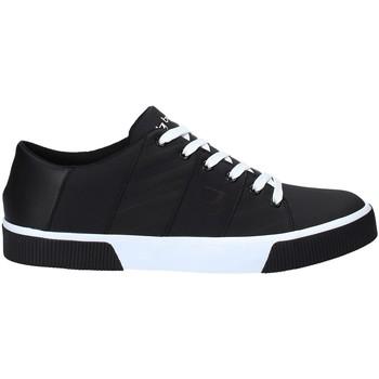 kengät Miehet Matalavartiset tennarit Byblos Blu 2MA0003 LE9999 Musta