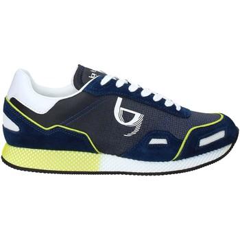 kengät Miehet Matalavartiset tennarit Byblos Blu 2UA0005 LE9999 Sininen