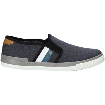 kengät Miehet Tennarit Wrangler WM91102A Sininen
