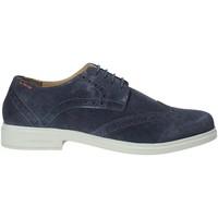 kengät Miehet Derby-kengät Lumberjack SM41204 001 A01 Sininen