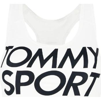 vaatteet Naiset Urheiluliivit Tommy Hilfiger S10S100070 Valkoinen