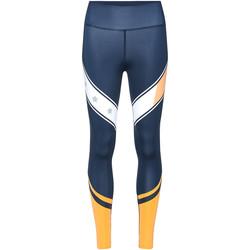 vaatteet Naiset Legginsit Tommy Hilfiger S10S100116 Sininen