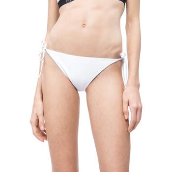 vaatteet Naiset Bikinit Calvin Klein Jeans KW0KW00647 Valkoinen