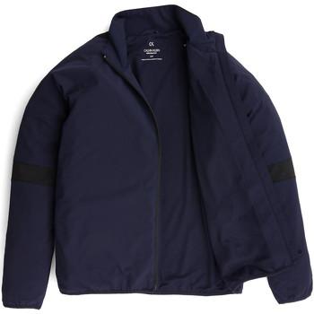 vaatteet Naiset Ulkoilutakki Calvin Klein Jeans 00GWH8O591 Sininen