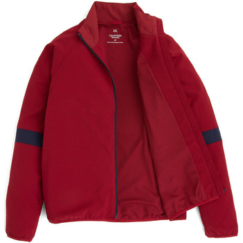 vaatteet Naiset Ulkoilutakki Calvin Klein Jeans 00GWH8O591 Punainen