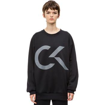 vaatteet Naiset Svetari Calvin Klein Jeans 00GWH8W353 Musta