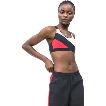 vaatteet Naiset Urheiluliivit Calvin Klein Jeans 00GWS9K149 Musta