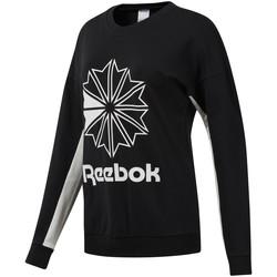 vaatteet Naiset Svetari Reebok Sport DT7241 Musta