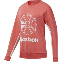 vaatteet Naiset Svetari Reebok Sport DT7245 Vaaleanpunainen