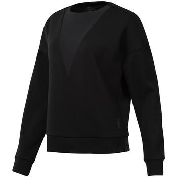 vaatteet Naiset Svetari Reebok Sport DU4042 Musta