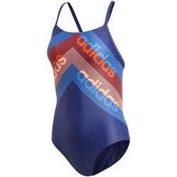 vaatteet Naiset Yksiosainen uimapuku adidas Originals DH2403 Sininen