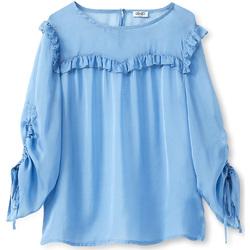 vaatteet Naiset Topit / Puserot Liu Jo W19292T5339 Sininen
