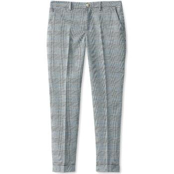 vaatteet Naiset Chino-housut / Porkkanahousut Liu Jo W19349T0177 Harmaa