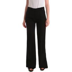 vaatteet Naiset Puvun housut Liu Jo W19363T7982 Musta