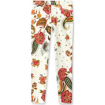 vaatteet Naiset Chino-housut / Porkkanahousut Liu Jo F19214T8361 Beige