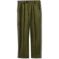 vaatteet Naiset Chino-housut / Porkkanahousut Liu Jo F19299T2267 Vihreä