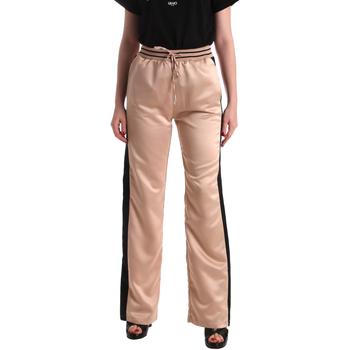 vaatteet Naiset Verryttelyhousut Liu Jo T19026T5520 Vaaleanpunainen