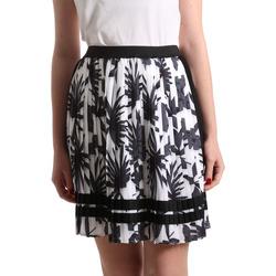 vaatteet Naiset Hame Liu Jo T19116T8552 Musta