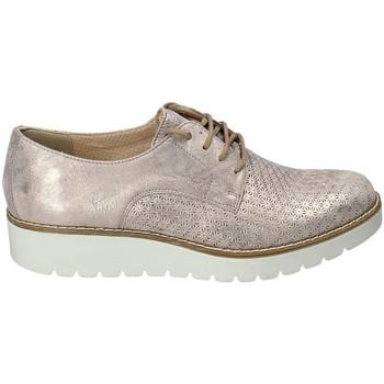kengät Naiset Derby-kengät Enval 3255144 Kulta